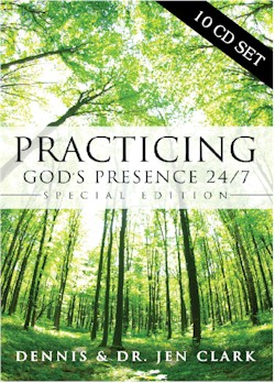 practicing God's presence 250 CD