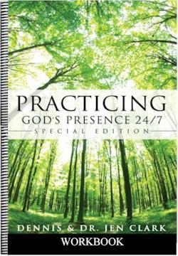 practicing God's presence 250 workbook